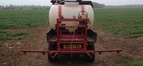 GPS Fertiliser Spreading